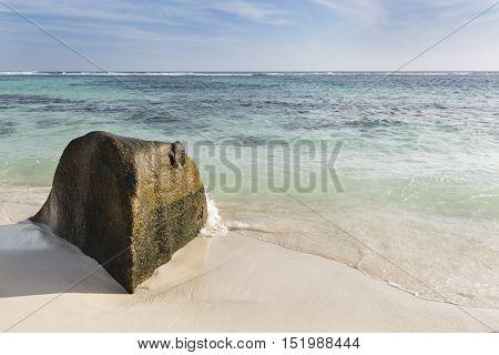 Anse Source D'argent Lagoon, La Digue, Seychelles