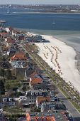 pic of labo  - The beach in Laboe north of Kiel on the Baltic Sea Germany - JPG