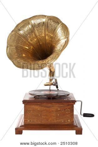 alte grammofon