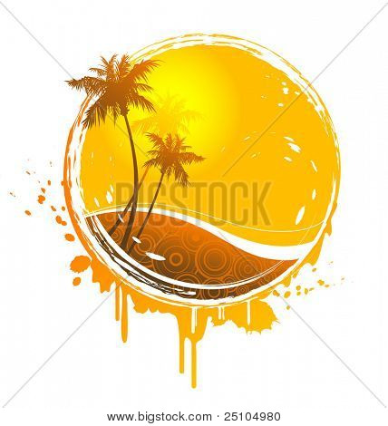 tropical sol-splash