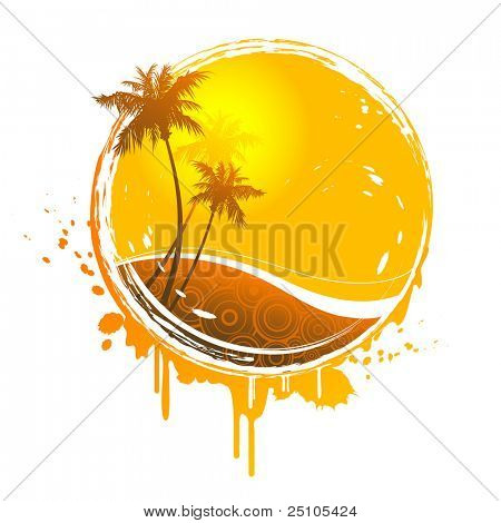 sun splash - raster-version of img. no. 13388344