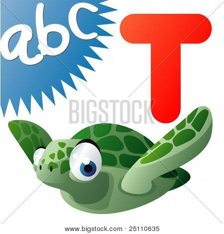 T es para tortuga