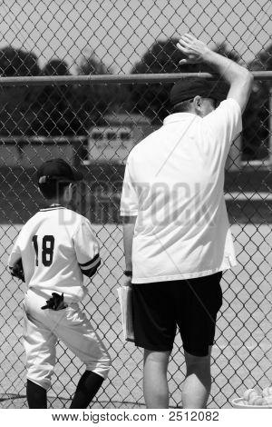 Jugador y entrenador