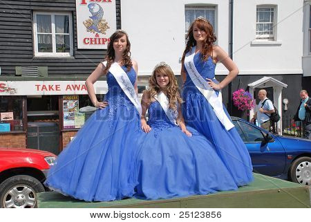 Carnival Queen, Hastings