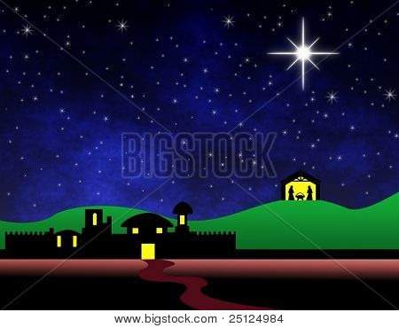 Bethlehem background