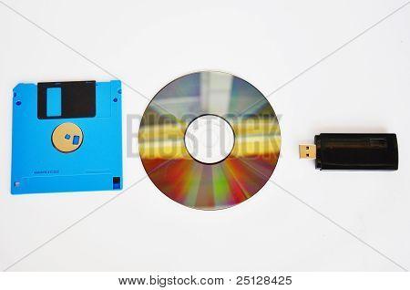 Computer Data Media