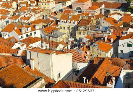 Rooftop Maze in Lisbon