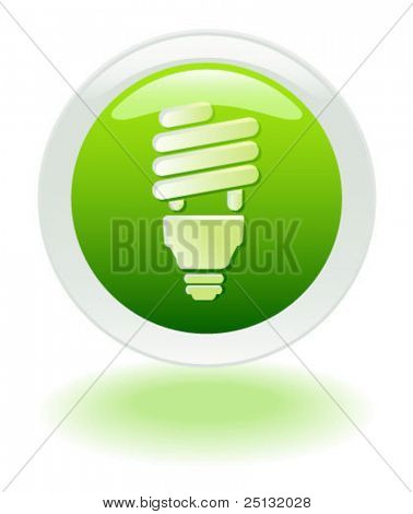 VECTOR Energy Savings web button/icon