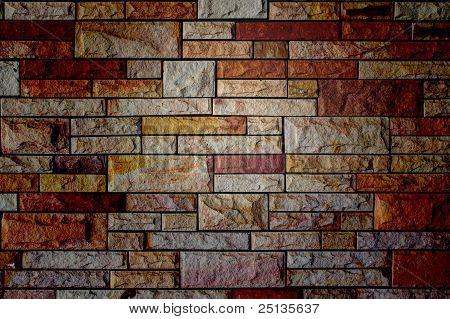 Brick Color Wall Texture