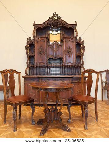 Ancient Furniture