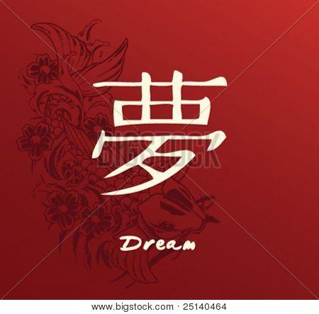 Dream in Japanese