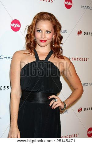 LOS ANGELES - NOV 7:  Amy Paffrath arrives at the 3rd Annual Give & Get Fete at The London West Hollywood on November 7, 2011 in West Hollywood, CA