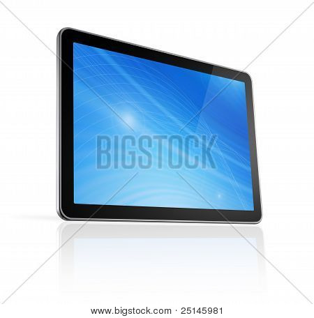 3D Digital Tablet Pc