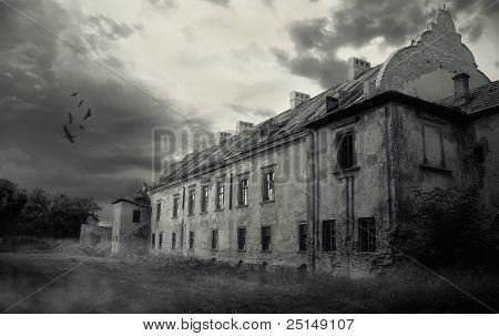 Castillo de miedo