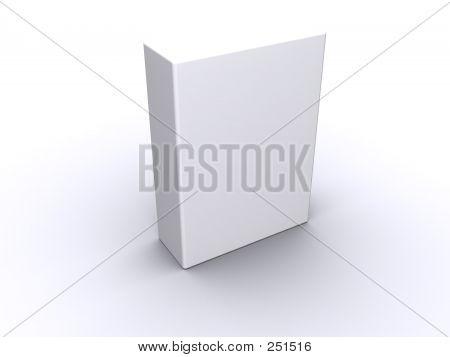Caixa em branco