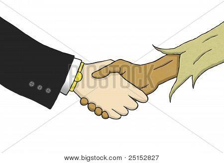 Interracial United Deal
