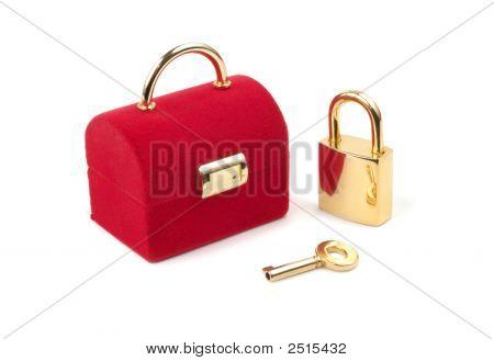 Red Present Set