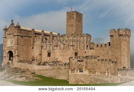 Castle of Xabier