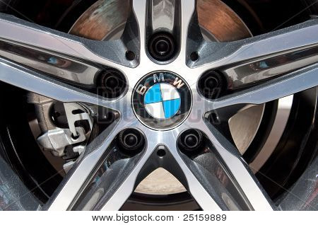 Bmw Aluminium Wheel