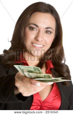 Gebengeld