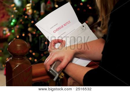 Overdue Christmas Bills