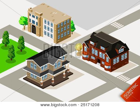Rich Haus Isometrie