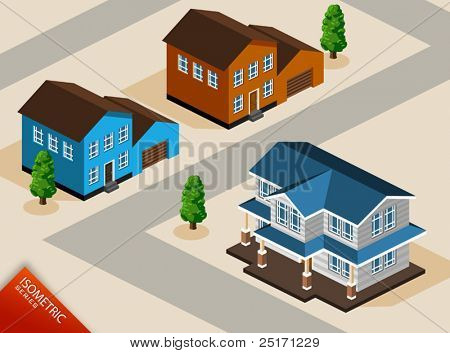 House Isometric