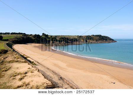 Pointe du Menga (Ille-et-Vilaine, Brittany, France)