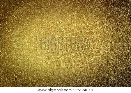 High detailed elegant gold background