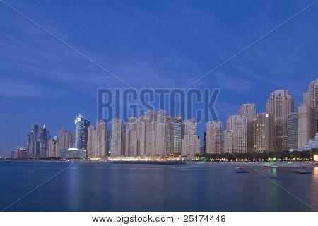 City Scape, Jumeirah Beach Residence, Dubai