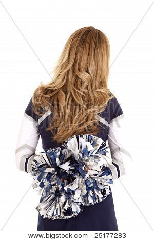 Cheerleader Back