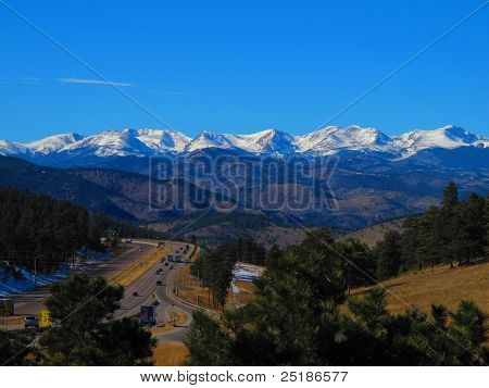 Gateway to the Rocky Mountains