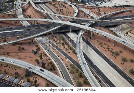 North Stack Interchange