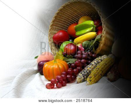 Ernte Früchte