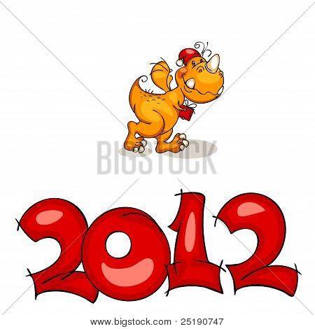 happy dragon 2012