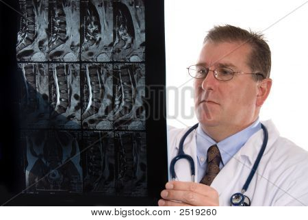 Doctor And Xray