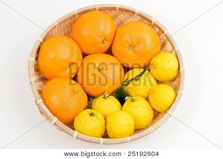 Satsuma and Yuzu