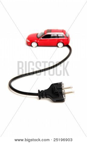 Electronic Vehicle