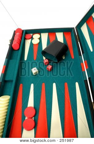 Backgammon 4