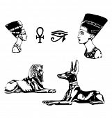 Ancient Egypt Symbols