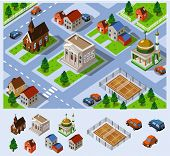 foto of isometric  - City Hall - JPG