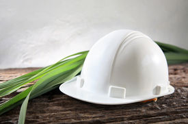 foto of environmentally friendly  - Concept shot of environmental friendly industry - JPG