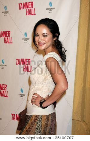 LOS ANGELES - SEP 6:  Marisa Ramirez arriving at the