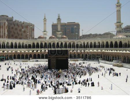 Holy Kaaba, Makkah