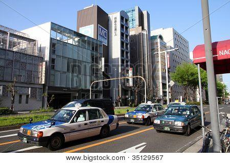 Nagoya Taxi