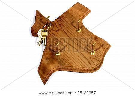 Texas Key Holder
