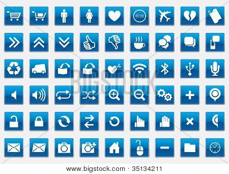 Website Icon Collection
