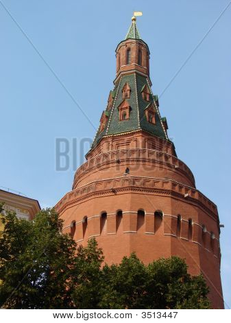 The Kremlin Tower