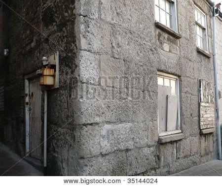 Corner Derelict