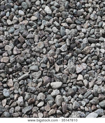 Hard Granite Gravel
